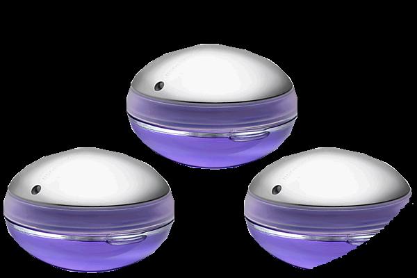 Flacon ovale