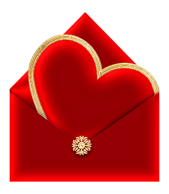 Enveloppe et son Coeur