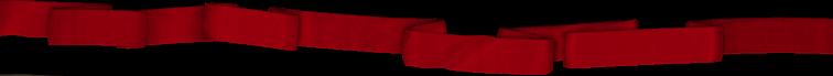 lanière rouge