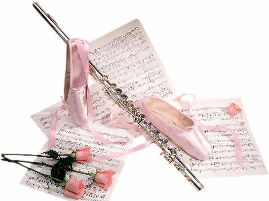 Partition Note De Musique Roes Roses et Chausons de danses